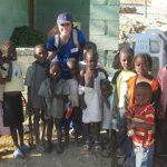Volunteer in Dominican Republic With Children