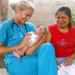 Well Child International Volunteer with Belize Child