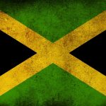 Picture of a Jamaican Flag
