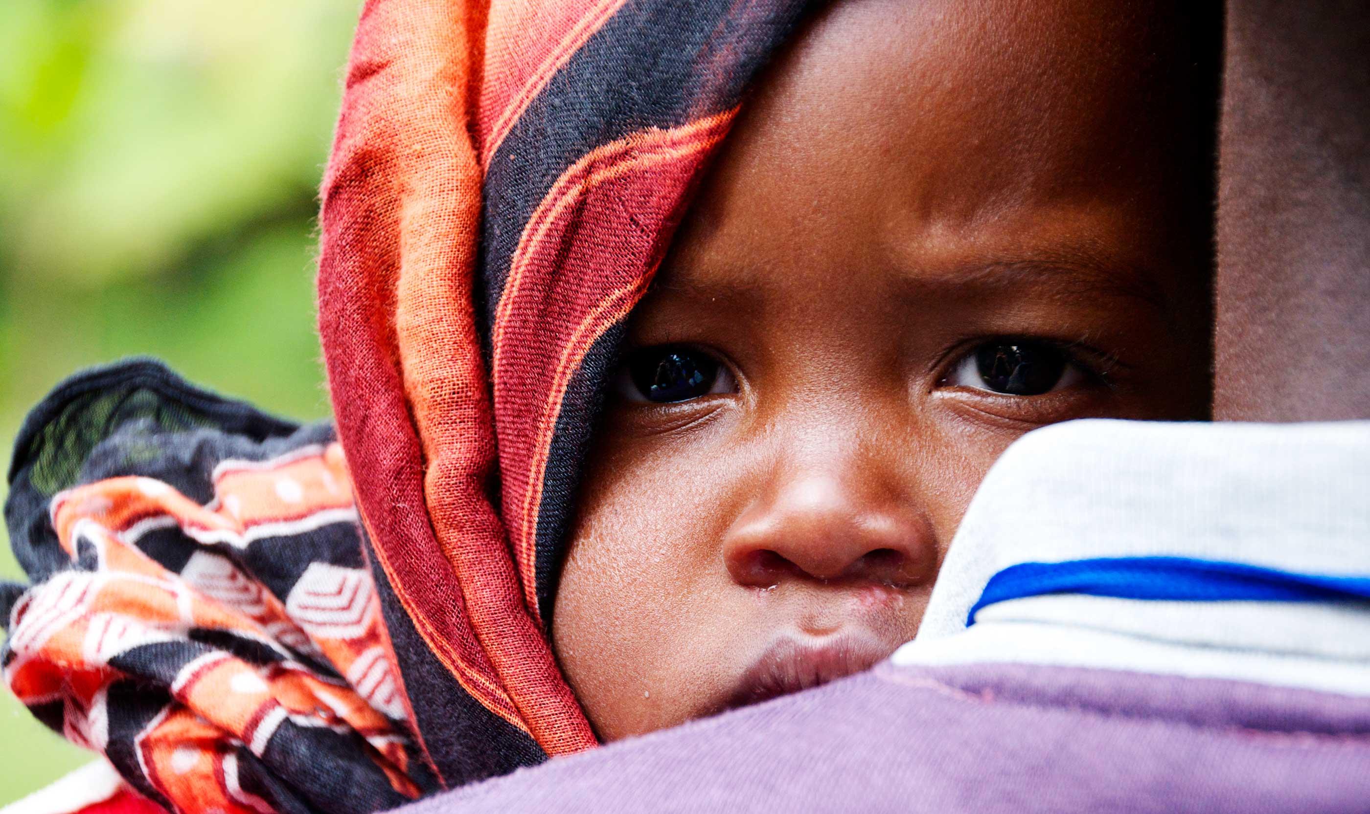 A Child In Tanzania