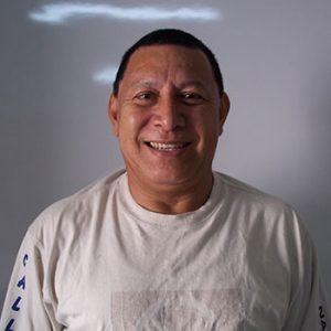Javier Requena Belize Team Leader