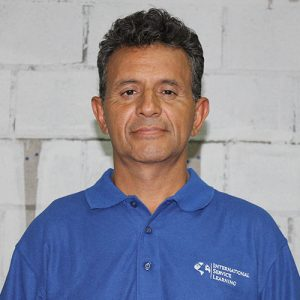 Ruben Escobido Mexico Assistant Team Leader