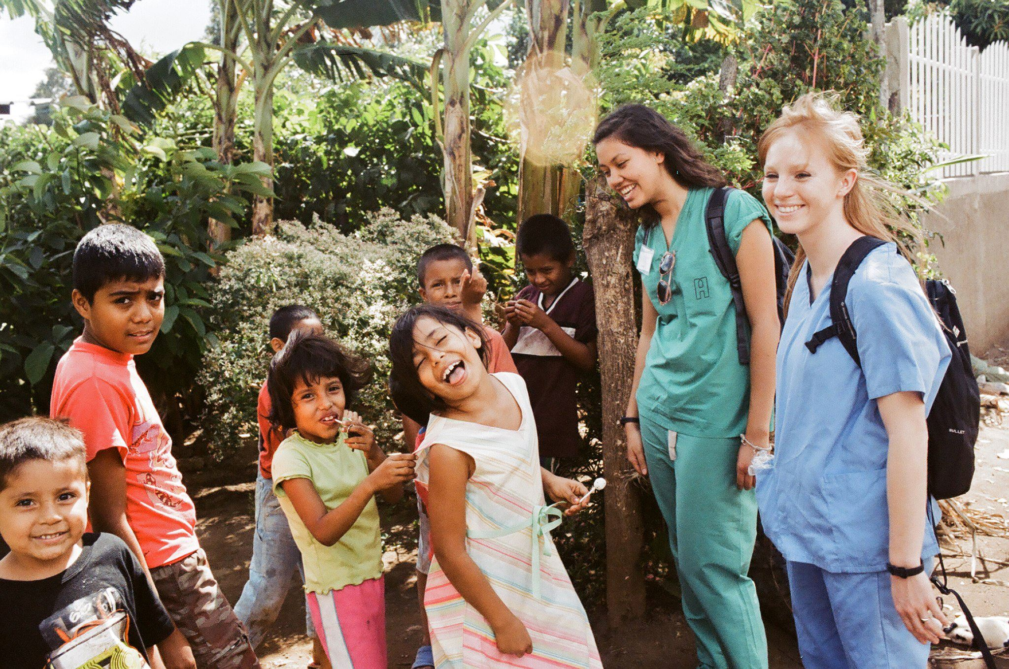 Christal Clemens - CRN122711GEN - Helping with free medical clinics in the rural areas. copy