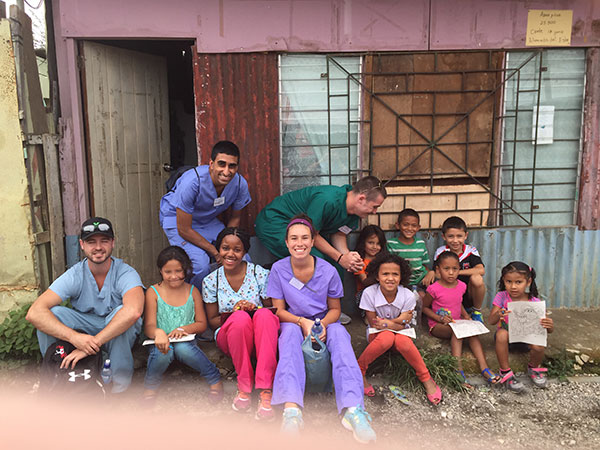 about serving as a volunteer in costa rica